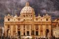 El nacimiento de la Iglesia Católica Romana