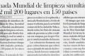 [México] Jornada Mundial de limpieza simultánea en 2 mil 200 lugares en 150 países_IDDSMM